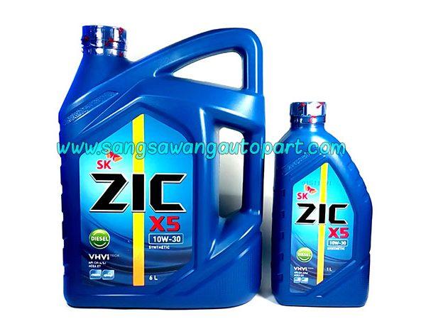 ZIC10W-30 6L+1L