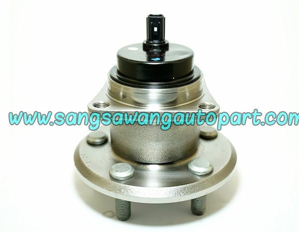 Rear Wheel Bearing Altis08