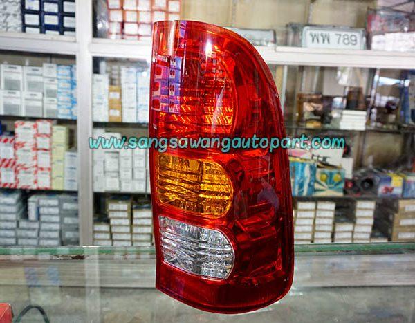 Taillight Vigo 04