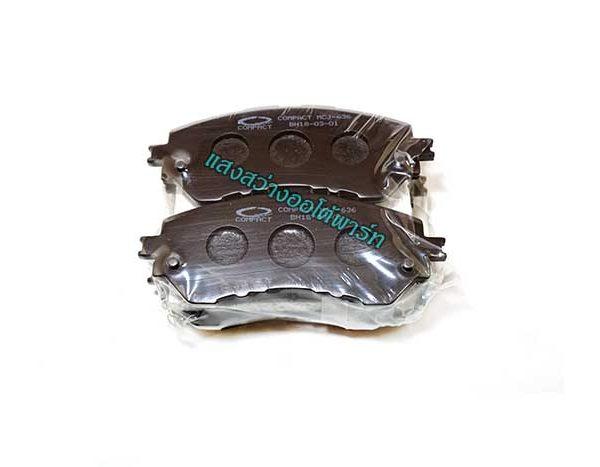 Front Disk Brake Pad Vios14